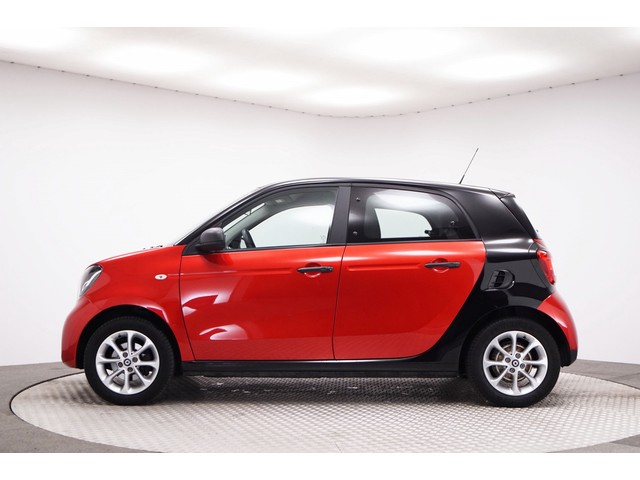 Smart Forfour 1.0 5-Deurs Pure Climate Cruise Bluetooth Lichtmetaal