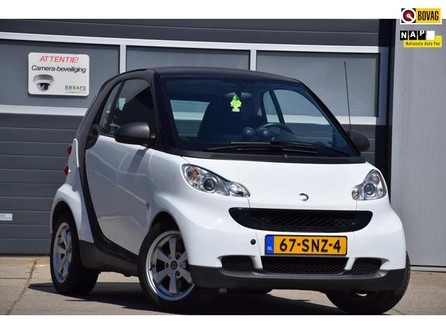 Smart Fortwo coupe 1.0 mhd Pure   Airco   Elek. Ramen   LMV   Nette auto!!