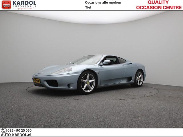 Ferrari 360 3.6 V8 Modena | NL Auto | NL Onderhoud