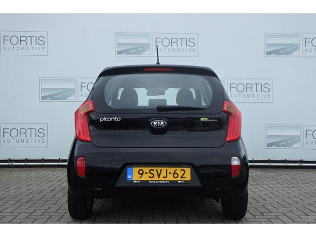 Kia Picanto 1.0 CVVT ISG Plus Pack Geen import  Eerste eigenaar  Airco, LMV