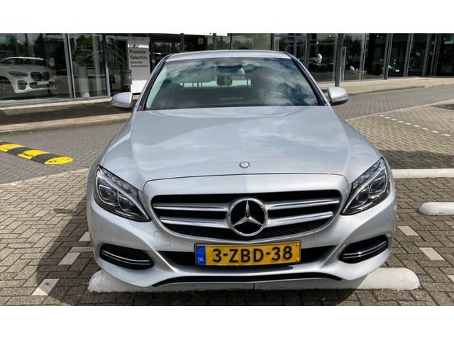 Mercedes-Benz C-Klasse 180 Ambition 19 AMG   LED  NAVi! ORG.NL..!