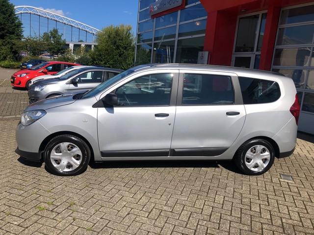 Dacia Lodgy 1.2 TCe Ambiance 7 PERS. | AIRCO | RADIO CD | EL. RAMEN VOOR