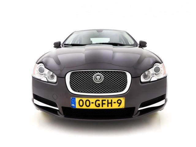 Jaguar XF 2.7D V6 Premium Luxury Aut. *VOLLEDER+NAVI+PDC+ECC+CRUISE+MERIDIAN-SOUND* *