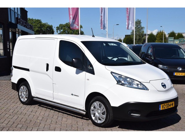 Nissan E-NV200 100% Electrisch Incl. Accupakket Navi Camera 08-2016