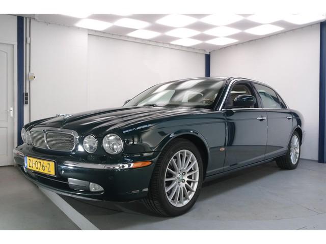 Jaguar XJ 4.2 V8 Executive LWB 298PK LUXE + RIJKLAAR