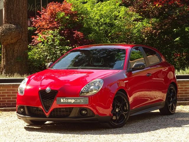 Alfa Romeo Giulietta 1.7 TBi Quadrifoglio Verde Launch Edition