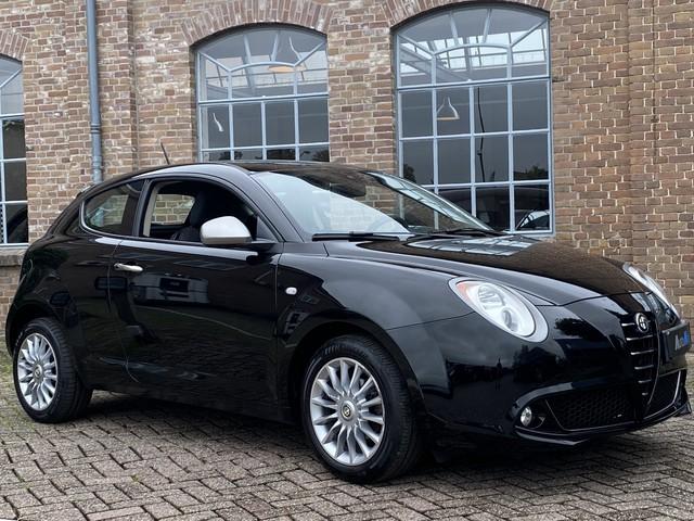 Alfa Romeo MiTo 1.4 Progression *2013* 100.424 km, Airconditioning, Navi, PDC, Alu LMV