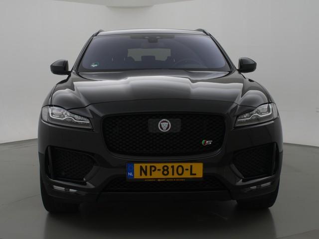 Jaguar F-Pace 3.0 S C S V6 381 PK AWD AUT8 FIRST EDITION