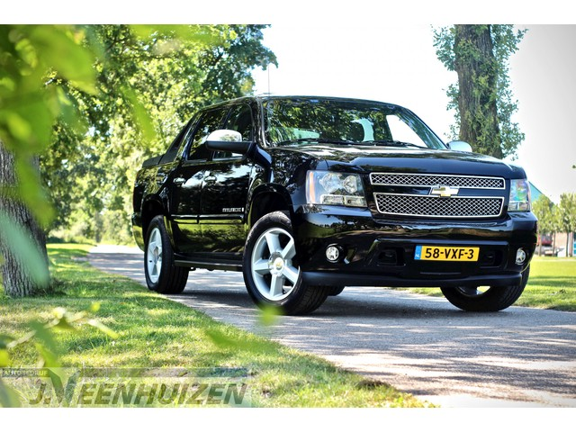 Chevrolet Avalanche 5.3 V8 4WD LPG TOP STAAT!! Bj '09