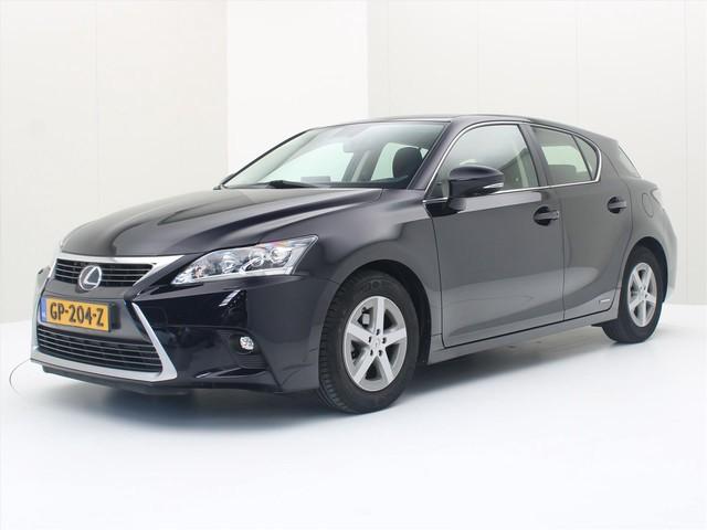 Lexus CT 200h Hybrid 136pk E-CVT Business Line [ NAVIGATIE+CLIMAAT+CRUISE+PDC ]