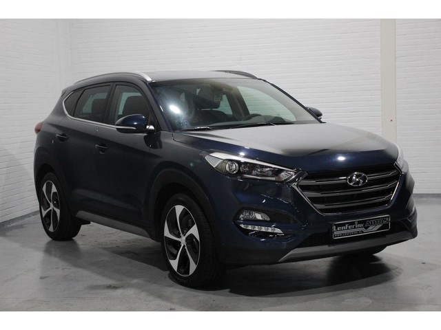 Hyundai Tucson 1.7 CRDi 7-DCT 2WD Style Clima Navi 19 Inch Automaat Stoel- en stuurverw. Camera Cruise Lane assist