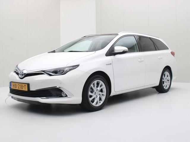 Toyota Auris TOURING SPORTS 1.8 HYBRID 136PK CVT LEASE PRO [ LED+PANODAK+CLIMAAT+NAVI+CAMERA+PDC ]