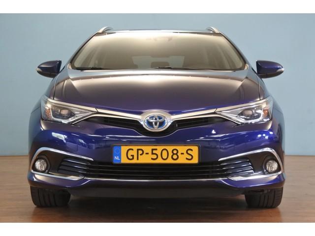 Toyota Auris Touring Sports 1.8 Hybrid Lease pro climate leer pano navi camera pdc