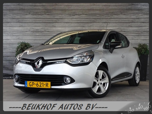 Renault Clio 1.5 dCi ECO BOSE 5dr Airco Navi Pdc Sport velge