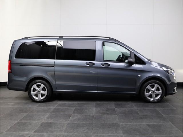 Mercedes-Benz Vito Tourer 119 CDI Select Lang 8 persoons Camera, 2x Schuifdeur, 17