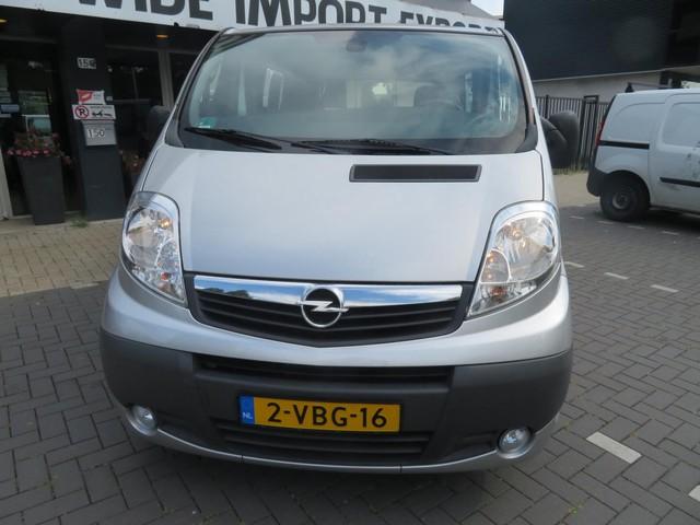 Opel Vivaro 2.0 CDTI L2H1 DC Invalide Uitvoering