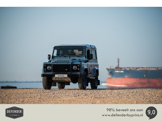 Land Rover Defender 2.4 TD 90 | UNIEK | 1 OF 1 | CUSTOM | DEFENDER BY PRINS