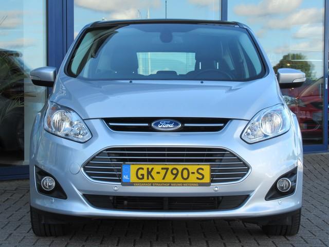 Ford C-MAX 2.0 Plug-in Hybrid Titanium Plus, Leder   Panoramadak   Camera   Stoelverwarming   17'' LMV