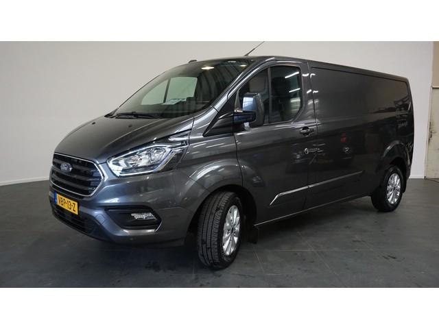 Ford Transit Custom 300 2.0 TDCI L2H1 Limited 130 pk Aut. Airco|Navi|Bluetooth|Camera|PDC|DAB+|3-Zits