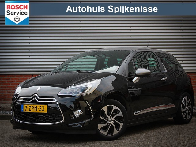 Citroen DS3 1.2 e-VTi ETG So Chic +Navigatie   Automaat