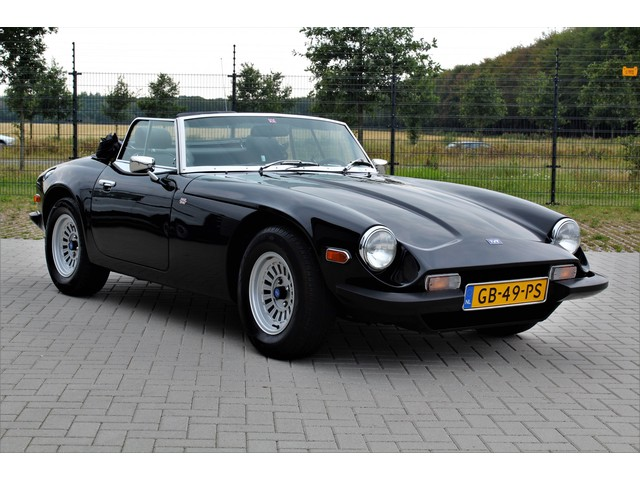 TVR 3000 S Convertible NL-auto! 2e eig.!