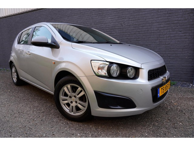 Chevrolet Aveo 1.4 LT Airco_Automaat_Cruise