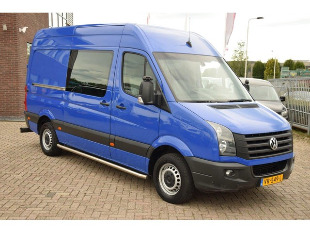 Volkswagen Crafter 35 2.0 TDI L2H2 BM Airco Cruise 09-2015