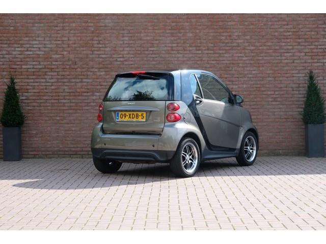 Smart Fortwo coupe 1.0 61pk Aut. Edition Pure | Airco | Panoramadak