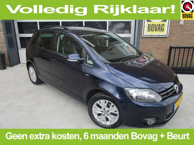 Volkswagen Golf Plus 1.2 TSI Comfortline BlueMotion