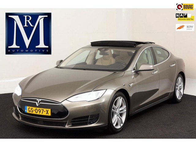 Tesla Model S 85D EX. TAXES VAT | FREE SUPERCHARGE | AUTOPILOT | AWD | PANORAMIC ROOF | LEATHER INTERIOR
