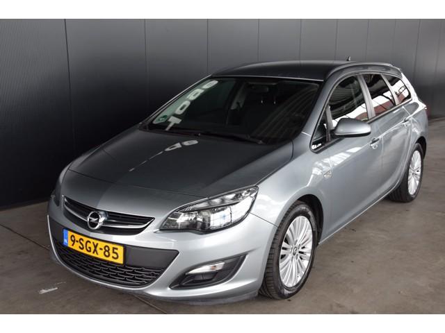 Opel Astra Sports Tourer 1.7 CDTi Business + Airco Cruise control Navigatie Licht metaal Inruil mogelijk