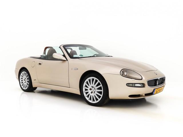 Maserati Spyder 4.2 Cambiocorsa Aut. *XENON+VOLLEDER+NAVI+ECC+CRUISE+MEMORY*