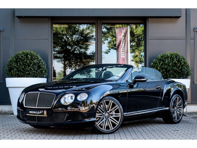 Bentley Continental GT 6.0 W12 GTC Speed