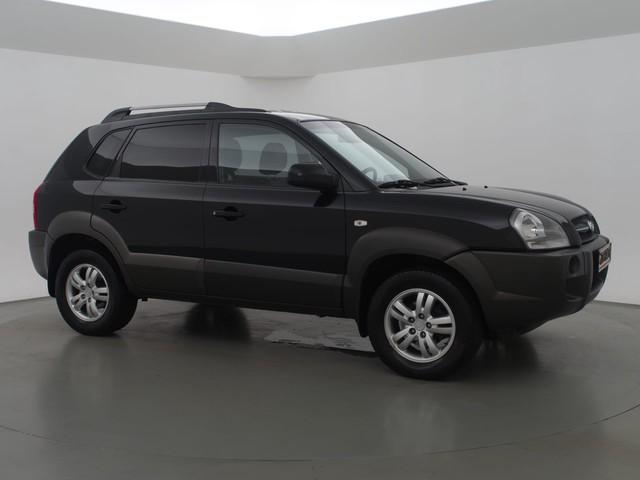 Hyundai Tucson 2.0 CRDi STYLE 140 PK AUT. + LEDER   CLIMATE CRUISE CONTROL   TREKHAAK