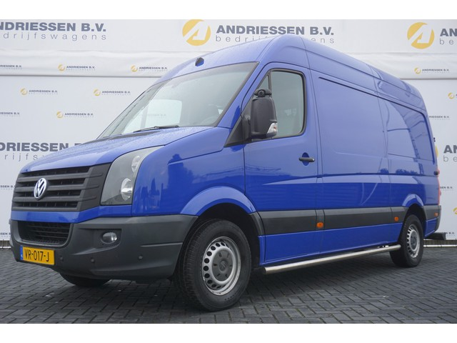 Volkswagen Crafter 2.0 TDI L2H2 **76.570KM** Airco, Cruise, PDC V+A