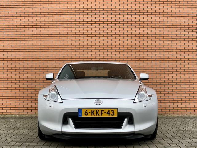 Nissan 370Z 3.7 V6 GT Edition | 328 PK! | Leder Alcantara | Bose | Xenon | V6 | Keyless Go Keyless Entry | Camera |