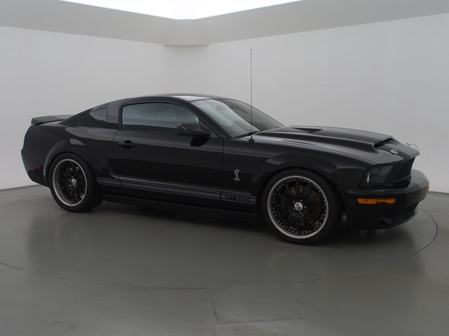 Ford USA Mustang 5.4 V8 SHELBY GT500 800 PK SUPERCHARGED 6-BAK