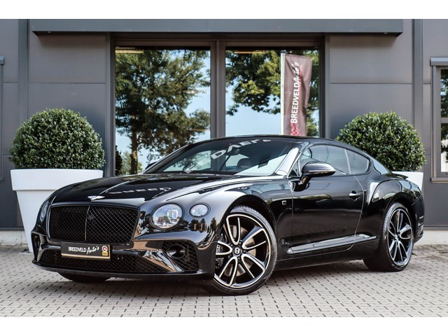 Bentley Continental GT 6.0 W12 First Edition, 325K NP, Orig NL