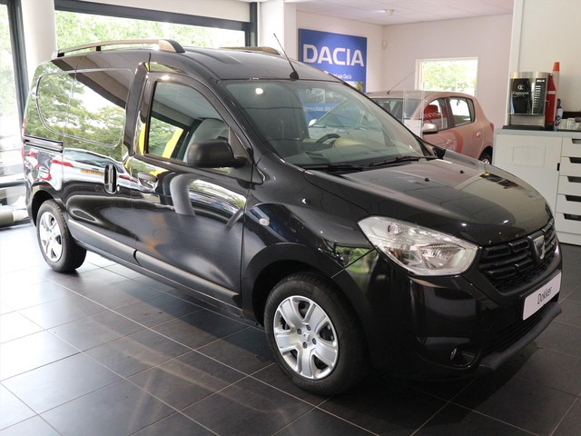 Dacia Dokker Van Blue dCi 95 Solid*6 versn. Navi, cruise cont., passagier.airbag* Financial lease va. 0,9%