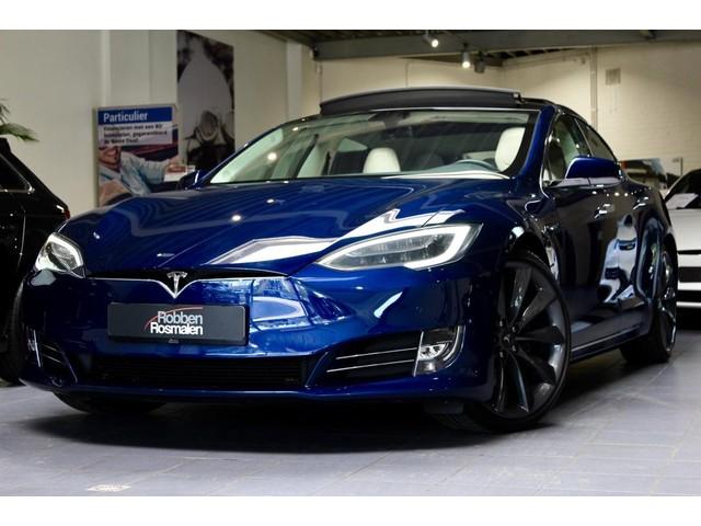 Tesla Model S 100D 422PK AWD   EX BTW   21''  AUTOPILOT  PANO