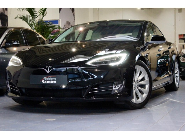 Tesla Model S 100D 422PK AWD   Ex btw   AutoPilot  Pano  VOL