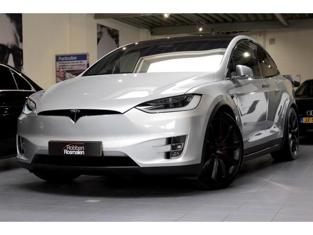 Tesla Model X Performance P100D Ludicrous 4WD 6p. 2.5sec 100
