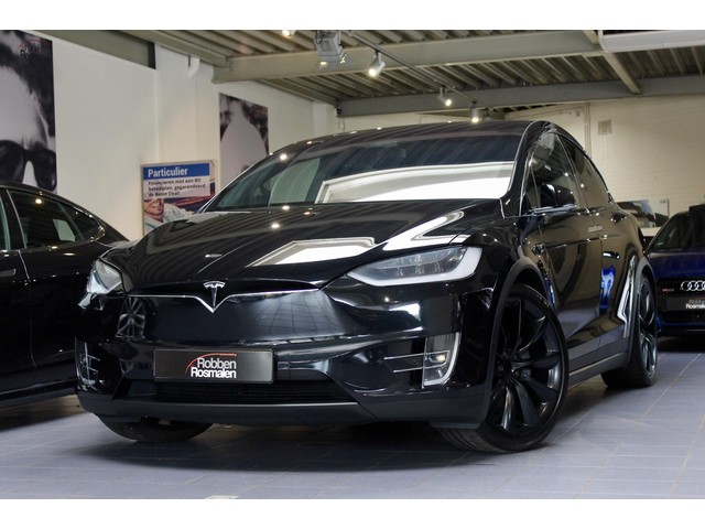 Tesla Model X 100d 422PK 4WD 05-2018   EX BTW   VOL 422PK 4WD 05-2018   EX BTW   VOL