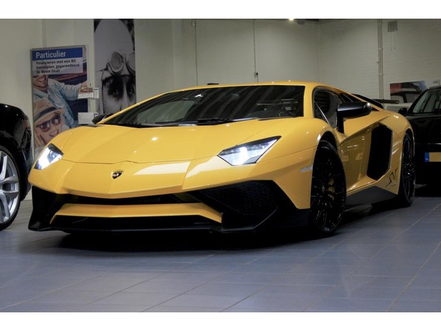 Lamborghini Aventador 6.5 V12 LP750-4 Superveloce