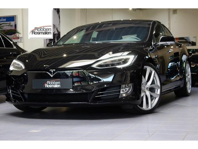 Tesla Model S 100D 422PK AWD   Ex btw   21''  AutoPilot  Pano  V OL