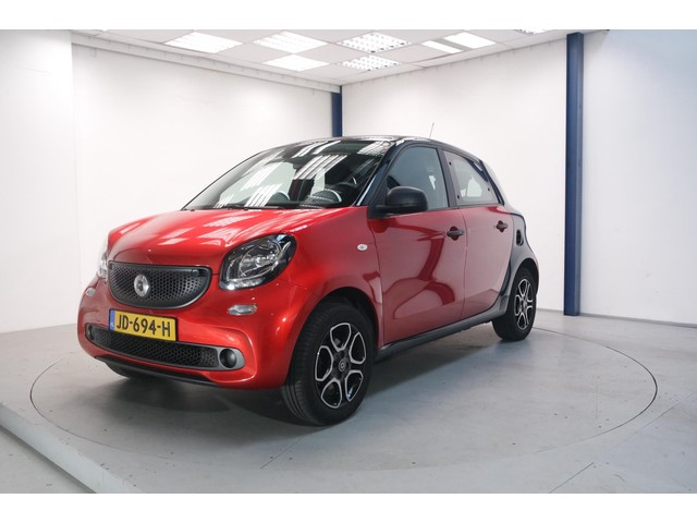 Smart Forfour 1.0 71PK automaat 5DRS Pure + Telefoon + Cruise control