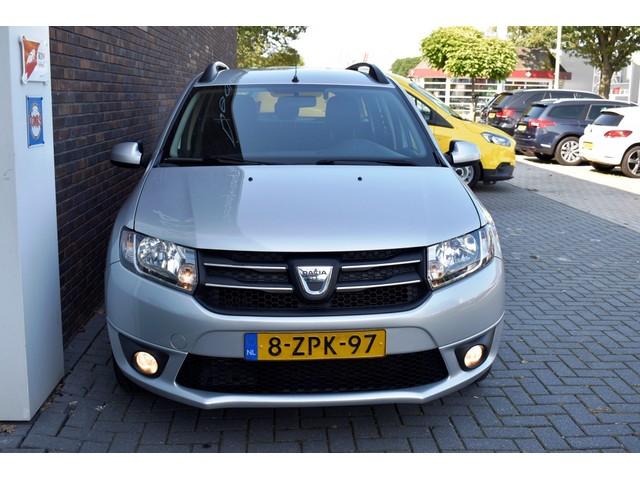 Dacia Logan MCV 1.5 dCi Laureate NAVI, AIRCO CD CV+AB