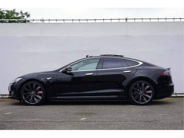 Tesla Model S 85 Performance 422PK Tech Pack Zeer compleet!