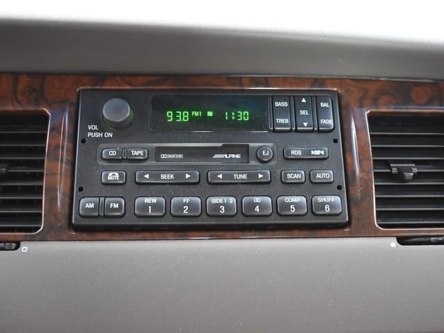 Lincoln Town Car 4.6 V8 AUT. SIGNATURE SEDAN