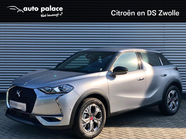 DS Ds 3 Crossback 1.2 130pk Automaat Business VOORRAAD! |NAVI|CAMERA|CLIMA|LUXE|